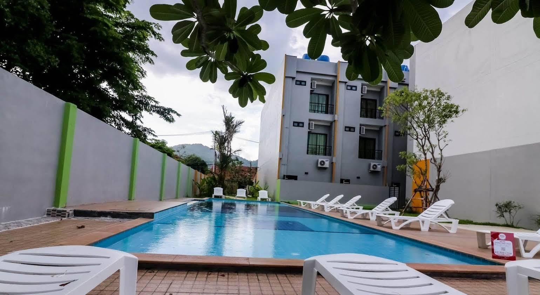 NIDA Rooms Naya Rawai Ocean