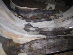 Photo: convertidor de oxido y agujeros tapados