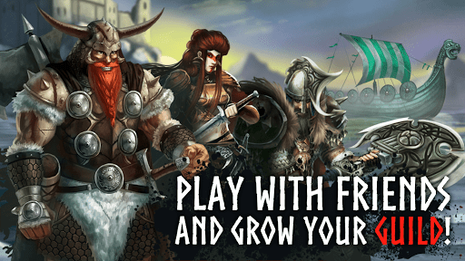Viking Clan: Call of Valhalla apkslow screenshots 4