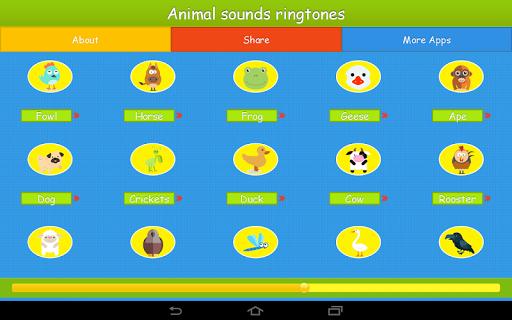 玩免費音樂APP|下載動物的叫聲 app不用錢|硬是要APP