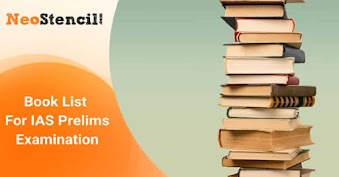 Book List for IAS Prelims Examination