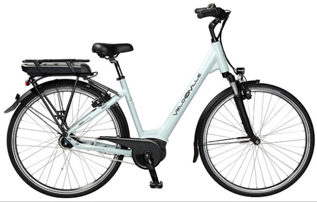 Vélo de ville - CEB 80