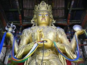 Photo: 1. Ulaan Baatar, Budda