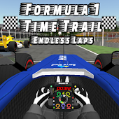 Formula Nations Time Trail Racing - Endless Laps