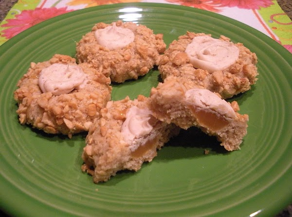 Cinnamon, Caramel & Cashew Cookie Recipe