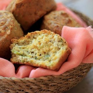 Keto Broccoli Cheddar Muffins (Gluten-free/Low Carb)