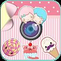 Kawaii Stickers Photo Editor icon