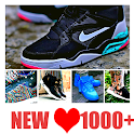 Sneakers Shoes Fashion Styles icon