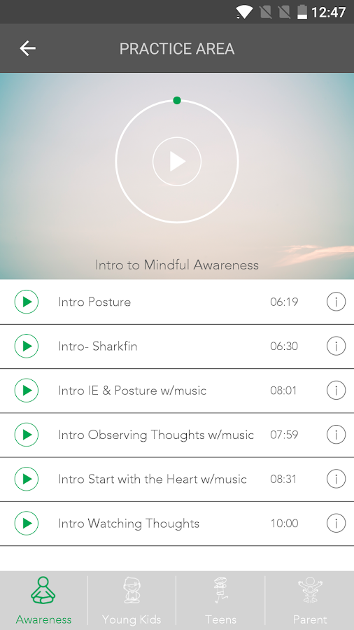 Inner Explorer: Mindful Kids- screenshot