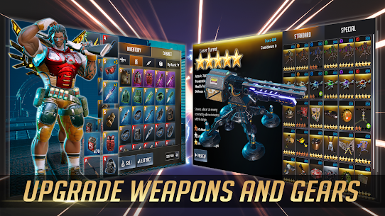 MAD8 : Raid Battle [Modern Action RPG] App Download For Android 7