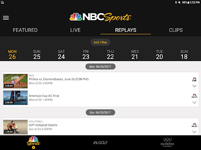 NBC Sports  Android Apps on Google Play