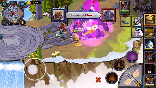 Mini Legends screenshots 2