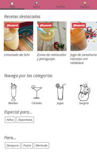 Cócteles y bebidas - náhled