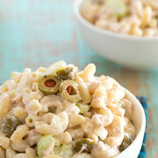 Pasta Salad With Green Olives Recipes.
