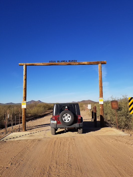 Agua Blanca Ranch, Marana AZ - Trail Review - SECURE Insider