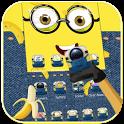 Yellow Cute Cartoon Theme icon