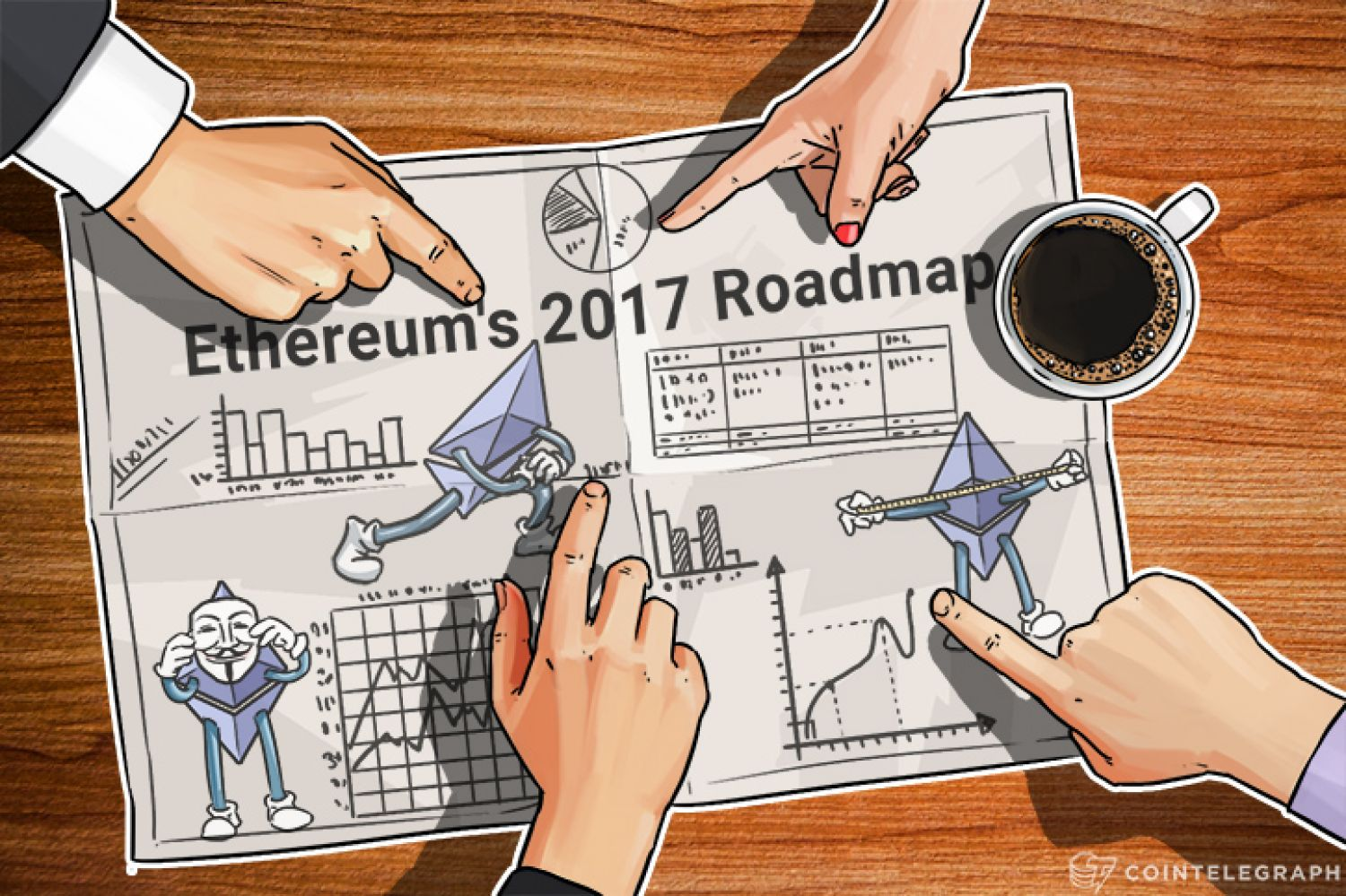 Ethereum's 2017 roadmap