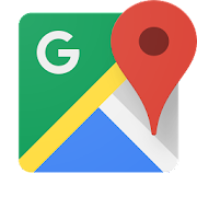Icon Google Maps