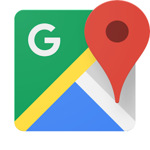 Google map button