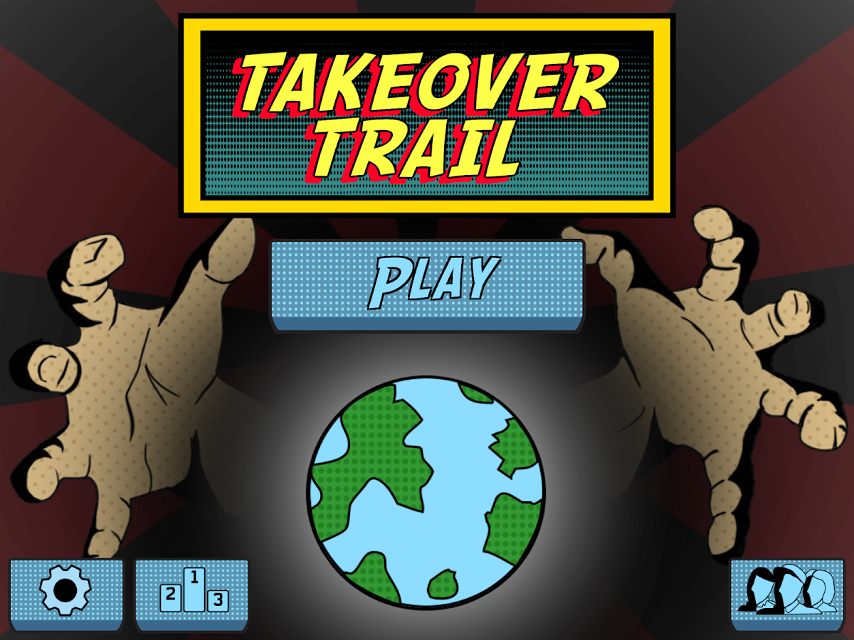 Takeover Trail- screenshot