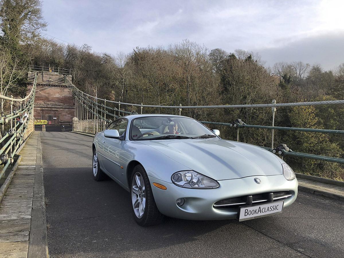 Jaguar XK8 Hire Durham