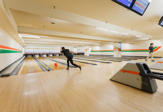hannam bowling centre