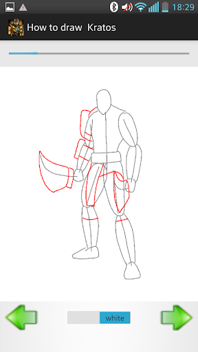How to Draw Mortal Kombat 2