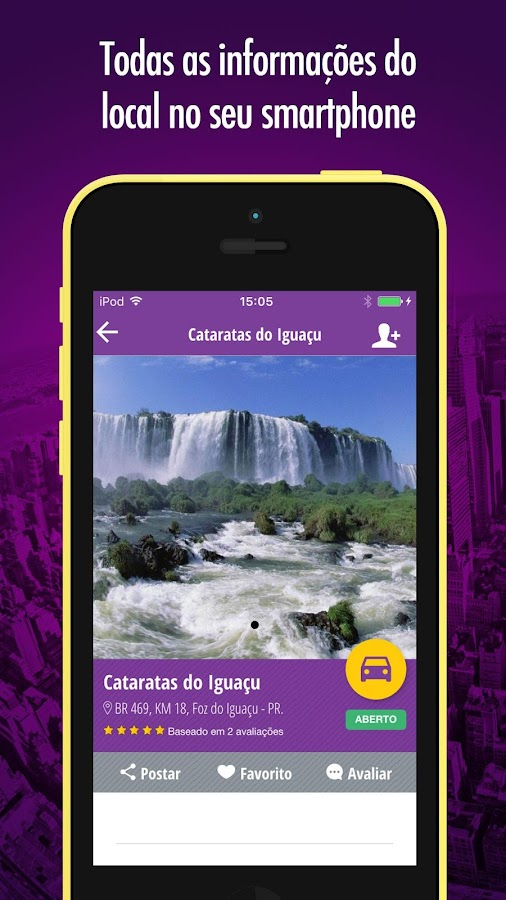 Onde Ir Foz do Iguaçu- screenshot