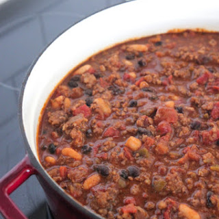 Perfect Weeknight Chili