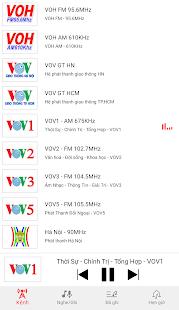 Radio Việt Nam Online - Nghe và Ghi Radio - náhled