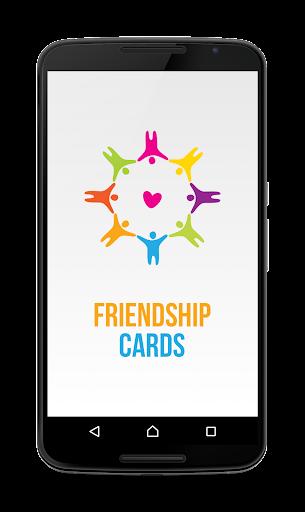 Friendship Cards 2015