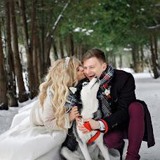 Wedding photographer Natali Kosulina (NatalyKosulina). Photo of 01.02.2017