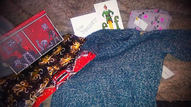 Amanda's Elfster gift