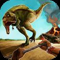 Dino Hunter Survival 3D icon