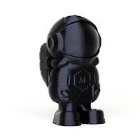 Black MH Build Series ABS Filament - 1.75mm (1kg)