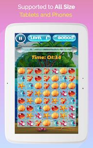 Fish World Saga – Pop, Match and Crush! 1