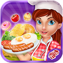 Breakfast Cooking Madness icon