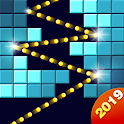 Bricks Balls Action - Bricks Breaker Puzzle Game icon