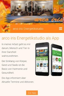 arco iris Energetikstudio- screenshot thumbnail