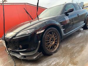 RX-8 SE3P スポーツ・プレステージ・リミテッドのカスタム事例画像 いわちゃんさんの2020年01月16日15:08の投稿