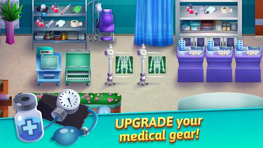 Medicine Dash - Hospital Time Management Game 1.0.3 Mod screenshots 3