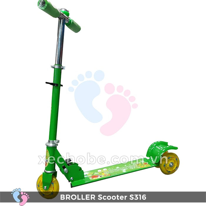 Xe trượt Scooter trẻ em Broller S316 1