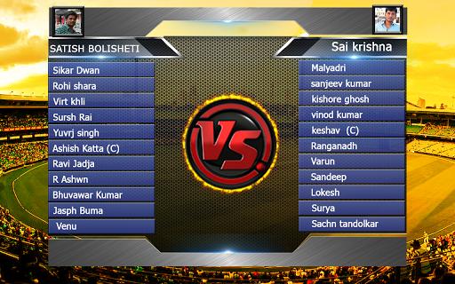 Top Cricket MultiPlayer screenshot 8