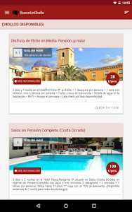 BuscoUnChollo - Viajes Ofertas screenshot 16