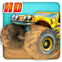 Speed up: 4×4 off-road climb icon