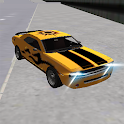 Real Simulator City Car Drive icon