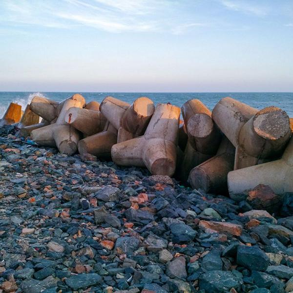 bãi đá Ông Địa Quy Nhơn