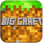 Big Craft Explore : building And survival Icon