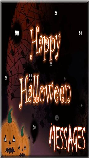 Happy Halloween wallpaper msg