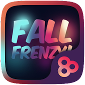 Fall Frenzy Go Launcher Theme